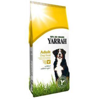Pienso para Perros con Maíz y Pollo Bio Yarrah - 2 kilos