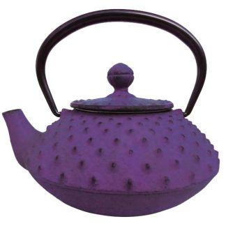 Tetera Arare Violeta Iwachu - 330 ml.