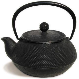 Tetera Arare Negra Iwachu - 900 ml.