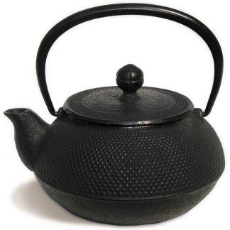 Tetera Arare Negra Iwachu - 1200 ml.
