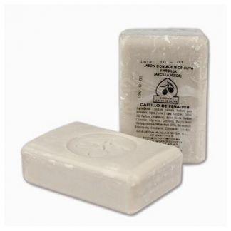 Jabón de Aceite de Oliva y Arcilla Castillo de Peñalver - 125 gramos