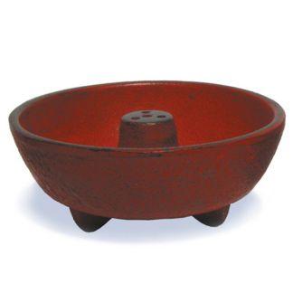 Incensario Fuente Rojo Iwachu