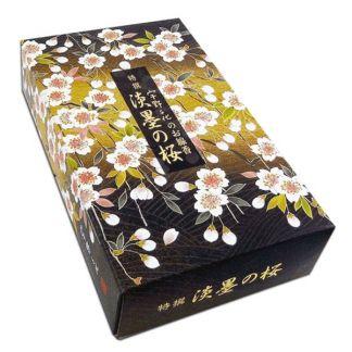 Incienso Tokusen Sakura Usuzumi - 470 barritas
