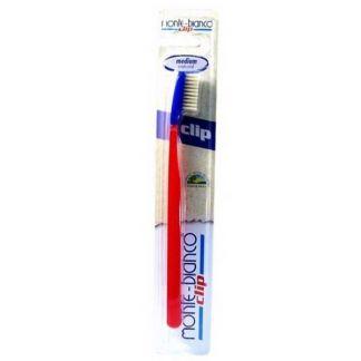 Cepillo Dental Natural Medio Monte-Bianco