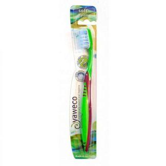 Cepillo Dental Nylon Suave Yaweco