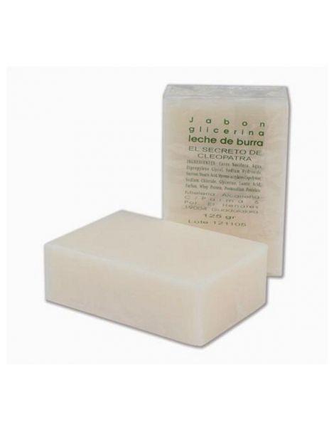 Jabón de Leche de Burra y Glicerina Castillo de Peñalver - 125 gramos