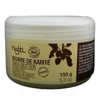 Manteca de Karité Najel - 100 gramos