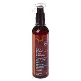 Aceite de Nigella (Ajenuz o Comino Negro) Najel - 125 ml.