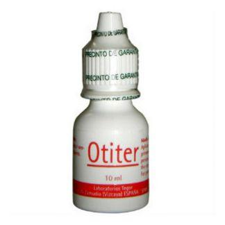 Otiter Gotas Oídos Tegor - 10 ml.