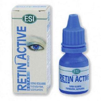 Colirio Retin Active Gotas Esi - 10 ml.