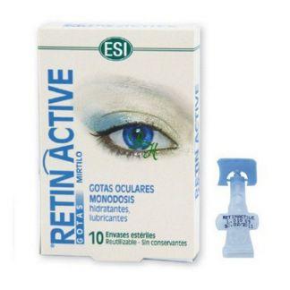 Colirio Retin Active Esi - 10 monodosis