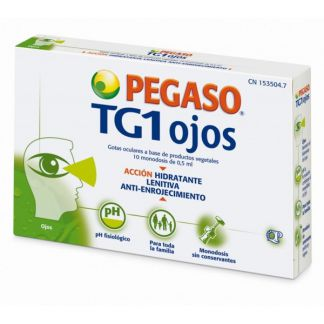 Colirio TG1 Pegaso - 10 monodosis