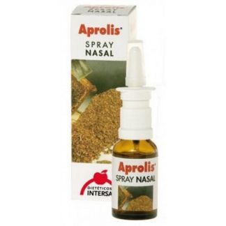 Spray Nasal de Própolis Aprolis Intersa - 20 ml.