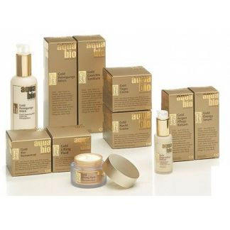 Leche Limpiadora Gold AquaBio - 150 ml.