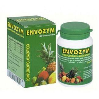 Envozym (Enzimas Proteolíticas) Nutribiol - 100 comprimidos
