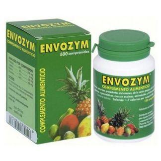 Envozym (Enzimas Proteolíticas) Nutribiol - 500 comprimidos