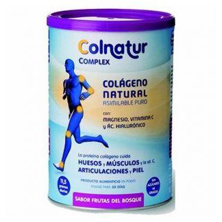 Colnatur Colágeno Complex Sabor Frutas del Bosque - 345 gramos