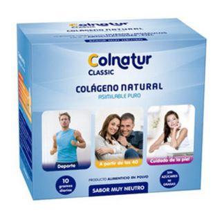 Colnatur Colágeno Clásico Sabor Neutro - 21 sobres