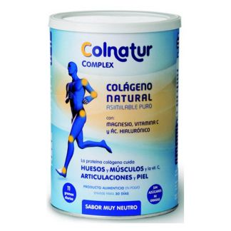 Colnatur Colágeno Complex Sabor Neutro - 330 gramos