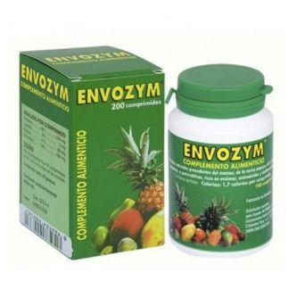 Envozym (Enzimas Proteolíticas) Nutribiol - 200 comprimidos