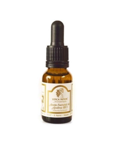 Aceite Esencial de Ajedrea Bio Vinca Minor - 17 ml.