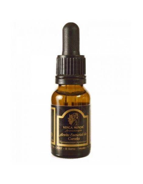 Aceite Esencial de Canela Vinca Minor - 17 ml.