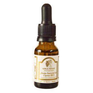 Aceite Esencial de Ciprés Bio Vinca Minor - 17 ml.