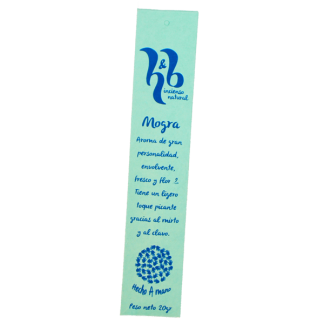 Incienso Mogra H&B - 20 gramos