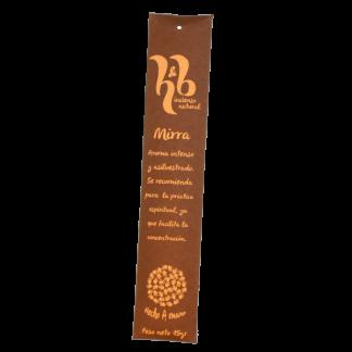 Incienso de Mirra H&B - 15 gramos