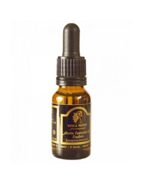 Aceite Esencial de Enebro Vinca Minor - 17 ml.