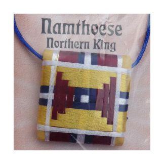 Amuleto Tibetano Sungkhor Namthoese (Prosperidad) Tierra Zen