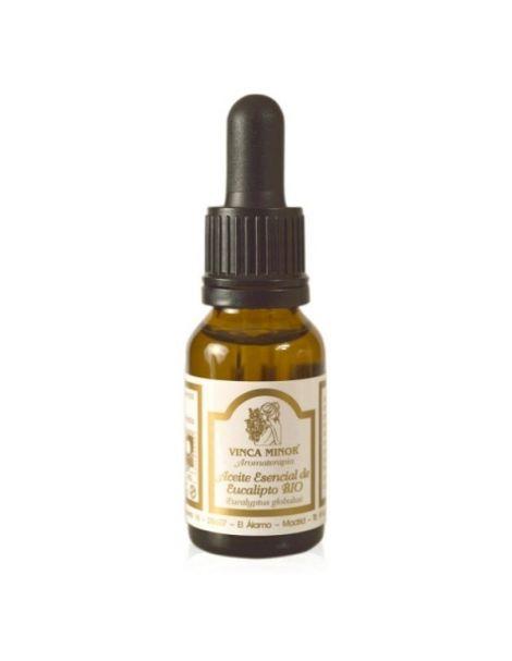 Aceite Esencial de Eucalipto Bio Vinca Minor - 17 ml.