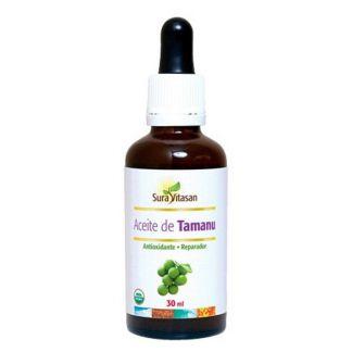 Aceite de Tamanu Sura Vitasan - 30 ml.