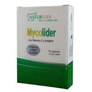 Mycolíder Naturlíder - 30 cápsulas
