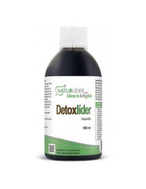 Detoxlíder Naturlíder - 500 ml.