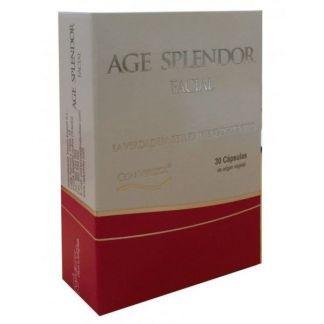 Age Splendor Facial Naturlíder - 30 cápsulas