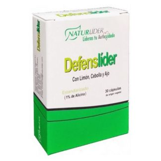 Defenslíder Naturlíder - 30 cápsulas