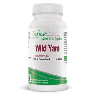 Wild Yam Naturlíder - 60 cápsulas