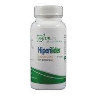 Hiperilíder Naturlíder - 60 cápsulas