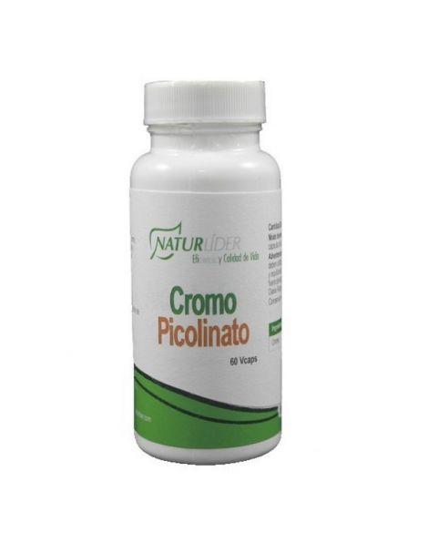 Cromo Picolinato Naturlíder - 60 cápsulas