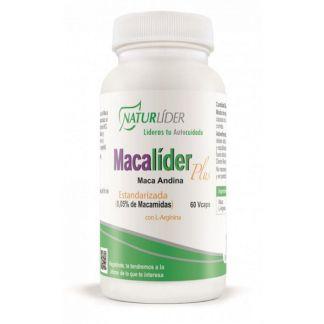 Macalíder Plus Naturlíder - 60 cápsulas