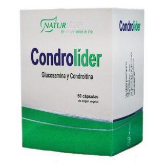 Condrolíder Naturlíder - 60 cápsulas