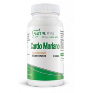 Cardo Mariano Naturlíder - 60 cápsulas