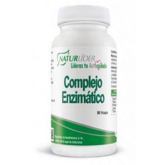Complejo Enzimático Naturlíder - 90 cápsulas