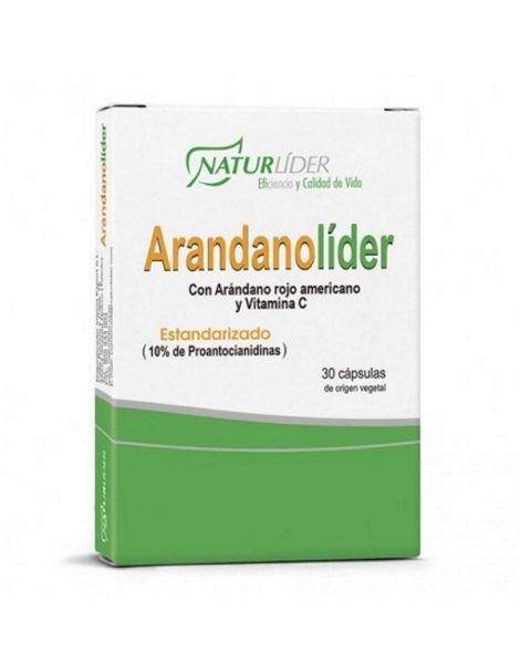 Arandanolíder Naturlíder - 30 cápsulas