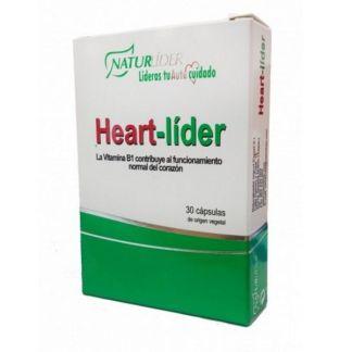 Heart-Líder Naturlíder - 30 cápsulas