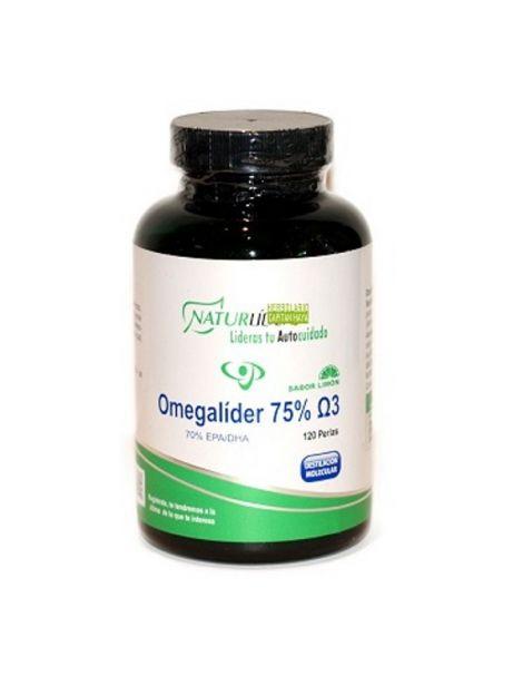 Omegalíder Naturlíder - 120 perlas
