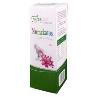 Numckatos Jarabe Adultos Naturlíder - 250 ml.