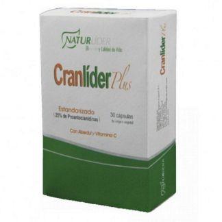 Cranlíder Plus Naturlíder - 30 cápsulas