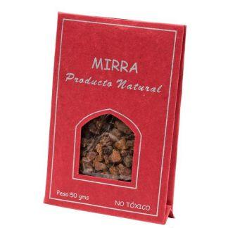 Incienso en Grano Resina de Mirra Auroshikha - 50 gramos